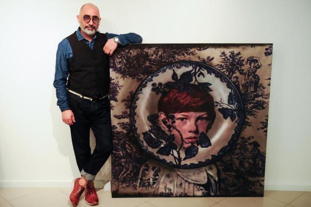 """Agenda: Galeria Gerd Bornheim recebe exposição """"De quem eu gosto nem às Paredes confesso"""" Diogo Sallaberry/Agencia RBS"""