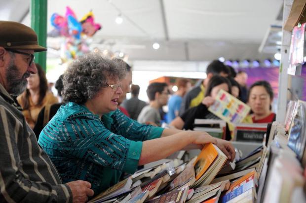 Agenda: veja a programação da 34ª Feira do Livro de Caxias do Sul nesta quinta-feira Felipe Nyland/Agencia RBS