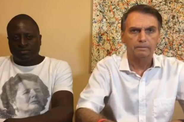 Jair Bolsonaro pede a empresários que não façam campanha interna Facebook/Reprodução