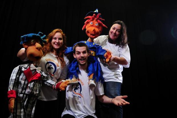 Grupo Quiquiprocó comemora 20 anos com programação especial Marcelo Casagrande/Agencia RBS