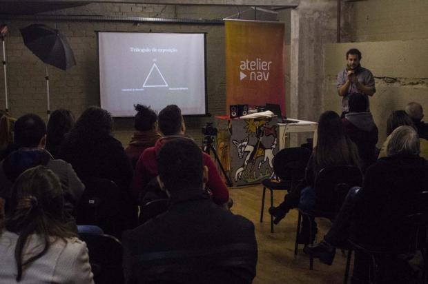 3por4: Núcleo Audiovisual, em Caxias, tem cursos gratuitos até dezembro Rafael Vebber/Divulgação