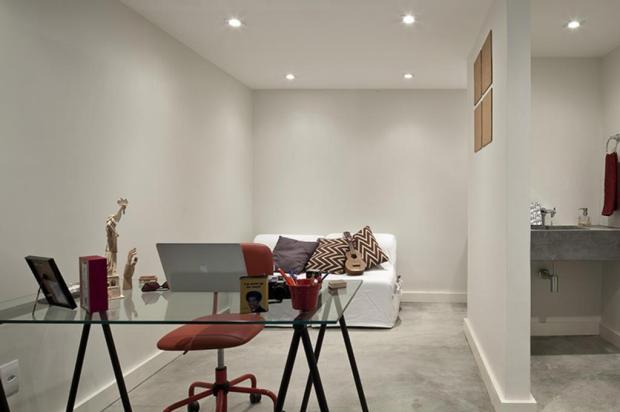 Confira cinco dicas para ter um escritório confortável e funcional em casa Marcelo Donadussi/Divulgação