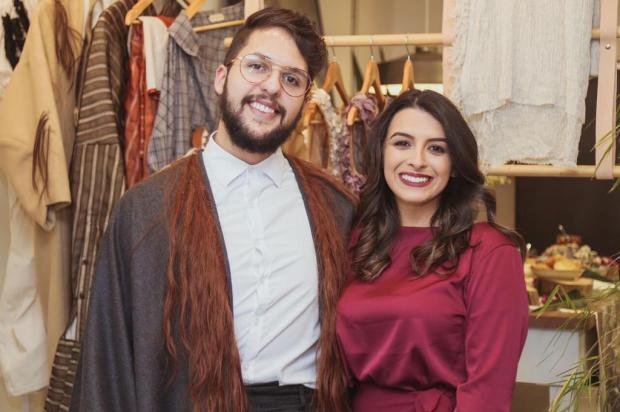 Primos unem vocação pela moda e empreendem em Caxias Tuany Areze/divulgação