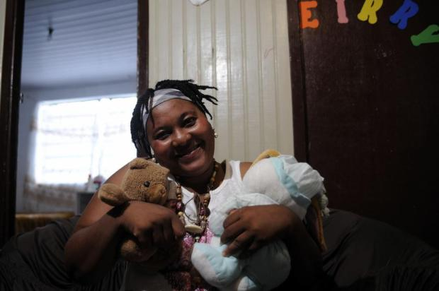Haitiana que vive em Caxias deve buscar filhos que não vê há cinco anos anos nas próximas semanas Marcelo Casagrande/Agencia RBS