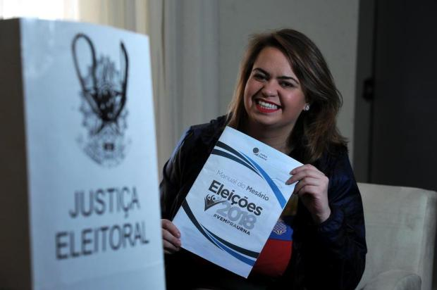 Mais de 4.600 mesários estão trabalhando nas eleições em Caxias Felipe Nyland/Agencia RBS