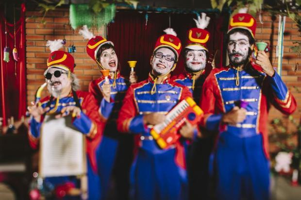 3por4: Bento Gonçalves terá apresentação da Orquestra de Brinquedos de Yanto Laitano Raul Krebs/Divulgação