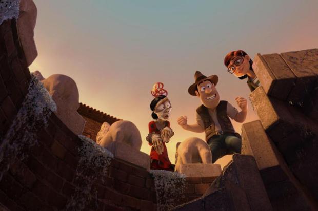 3por4: UCS Cinema tem programação de Dia das Crianças Paramout Pictures Spain/Reprodução