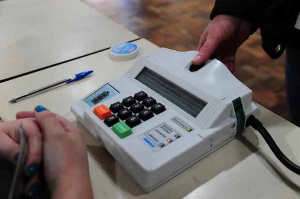 A menos de dois meses do fim do prazo, mais de 35% eleitores de Canela ainda têm de cadastrar digitais Porthus Junior/Agencia RBS
