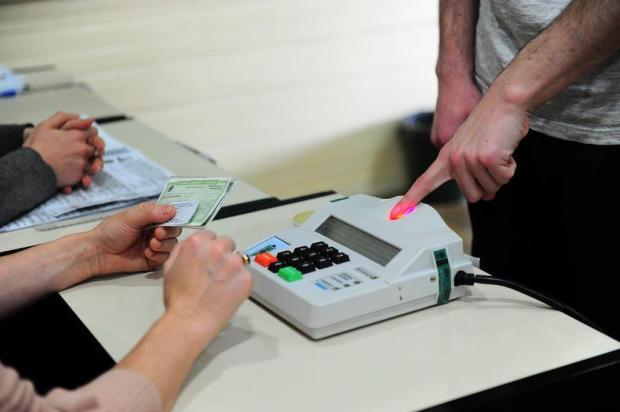 Recadastramento biométrico está em andamento em cinco cidades da Serra Porthus Junior/Agencia RBS