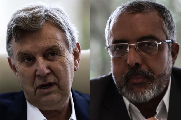 A surpresa e a confirmação: Heinze e Paim, os senadores eleitos pelo Rio Grande do Sul Carlos Macedo / Agência RBS/Agência RBS