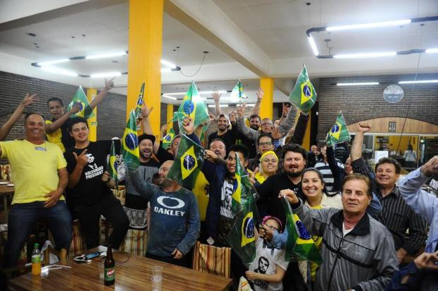 Jair Bolsonaro (PSL) lidera em todas as cidades da Serra Lucas Amorelli/Agencia RBS