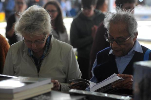 Agenda: confira a programação 34ª Feira do Livro de Caxias do Sul nesta segunda Felipe Nyland/Agencia RBS