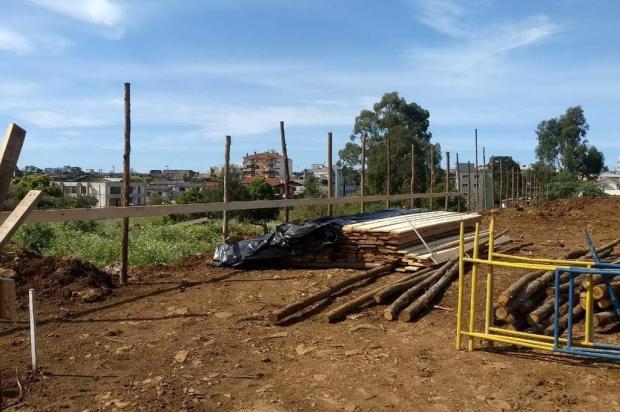 Com reconstrução iniciada, asilo de Vacaria precisa de recursos para mobília Everton Sogari/Divulgação
