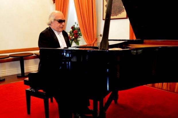 3por4: Recital de piano arrecadará fundos para Apadev, em Caxias Diego da Maia/Divulgação