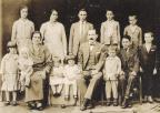 Memória: Encontro da família Chies em Carlos Barbosa Acervo de família / divulgação/divulgação