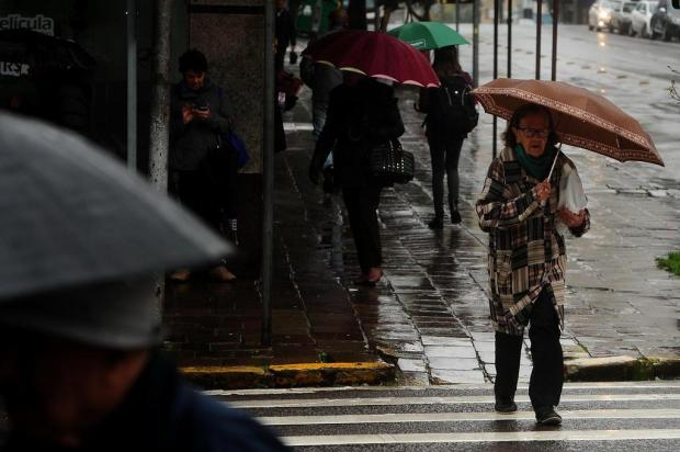 Chuva volta ao Estado nesta terça-feira Diogo Sallaberry/Agencia RBS