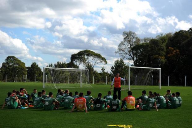 Semana do Juventude começa com conversa séria e mudanças no time Felipe Nyland/Agencia RBS