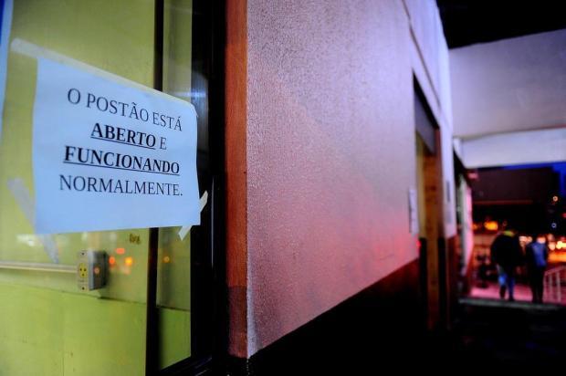 Postão 24 Horas de Caxias fechará para reformas em 17 de outubro Lucas Amorelli/Agencia RBS