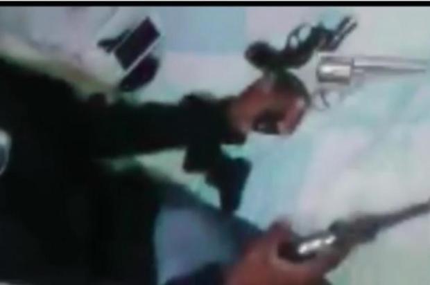 Conhecido por vídeo com armas, foragido é recapturado em Caxias reprodução/Divulgação