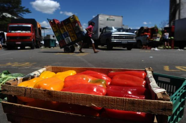 Impasse na licitação dos boxes da Ceasa Serra Diogo Sallaberry/Agencia RBS