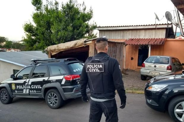 Operação contra facção prende pelo menos 11 pessoas em São Marcos Polícia Civil / Divulgação/Divulgação
