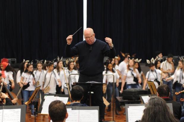 Agenda: Quinta Sinfônica será em alusão ao Dia das Crianças Lucas Amorelli/Agencia RBS