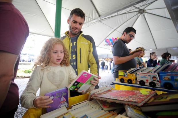 Agenda: veja a programação da 34ª Feira do Livro nesta sexta Felipe Nyland/Agencia RBS