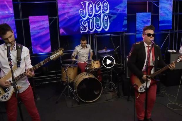3por4: Bento-gonçalvenses da Jogo Sujo tocam em São Paulo Showlivre/Reprodução