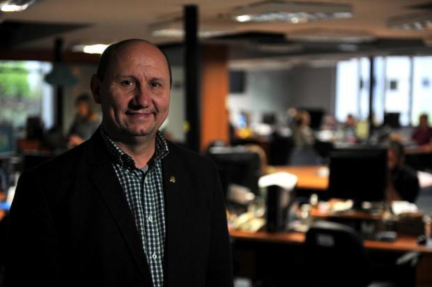 Campeão de votos na Serra, Elton Weber garantiu reeleição à Assembleia Felipe Nyland/Agencia RBS