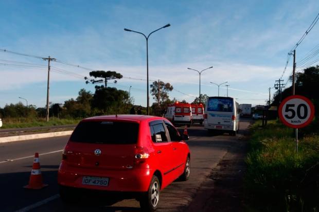 Morre jovem atropelado na BR-116 em Caxias do Sul Marcelo Passarella / Agência RBS/Agência RBS