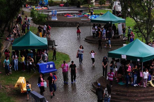Chuva atrapalha programação de Dia das Crianças em Caxias Marcelo Casagrande/Agencia RBS