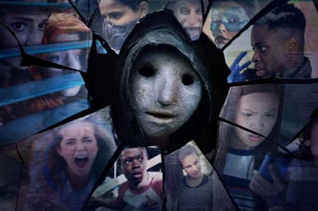 """""""Diário de Horrores"""": seriado na Netflix é um """"Black Mirror"""" para adolescentes Divulgação/Netflix"""