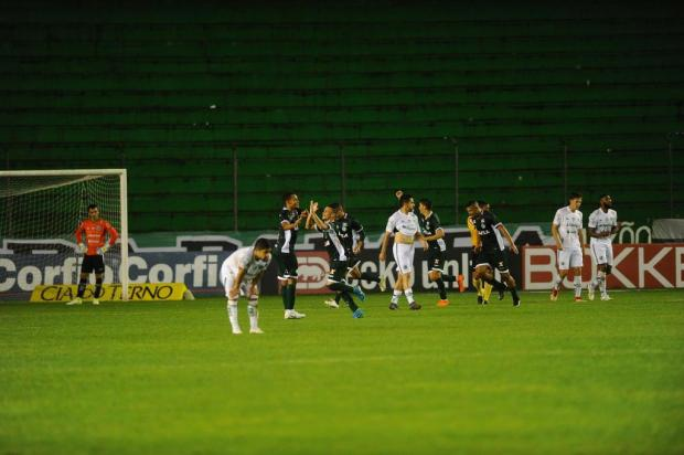 Juventude faz segundo tempo horrível e leva virada do Goiás no Alfredo Jaconi Porthus Junior/Agencia RBS