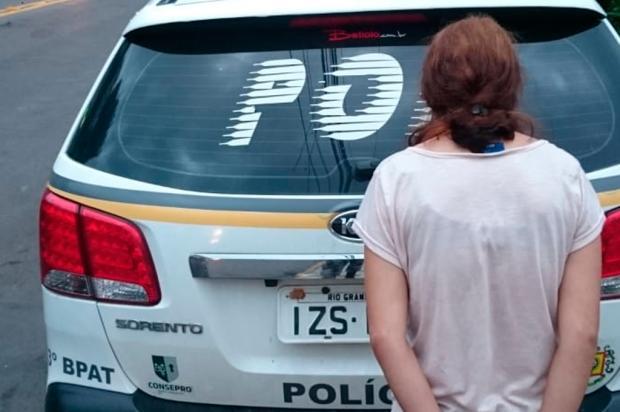 Mulher suspeita de matar o filho de 3 anos em Gravataí é presa em Bento Gonçalves Brigada Militar / Divulgação/Divulgação