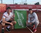Caxiense Marcelo Demoliner conquista segundo torneio da temporada Reprodução / Instagram/Instagram