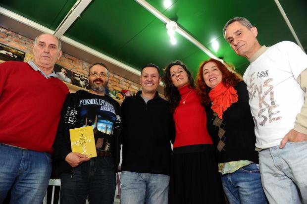 Evento alusivo ao Dia do Poeta reunirá público e autores neste sábado, em Caxias Porthus Junior/Agencia RBS