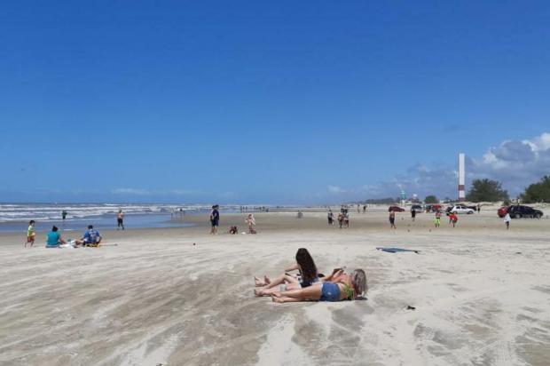 Praias do Litoral Norte registram grande movimento no feriadão Andreia Fontana/Agencia RBS