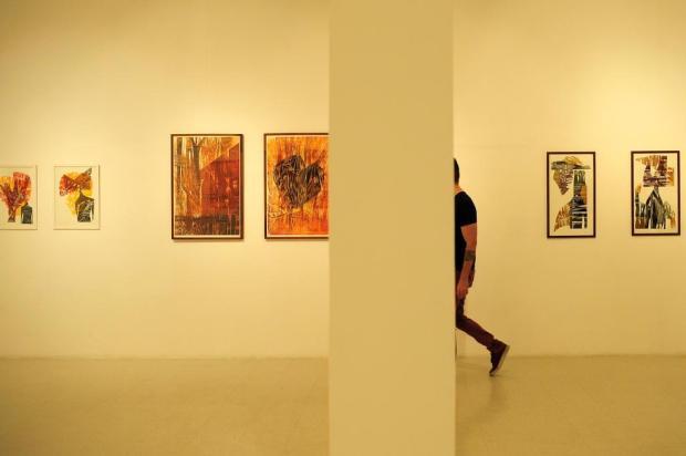 Exposição no Centro de Cultura Ordovás é um mergulho na mente do artista Samuel Casal Lucas Amorelli/Agencia RBS