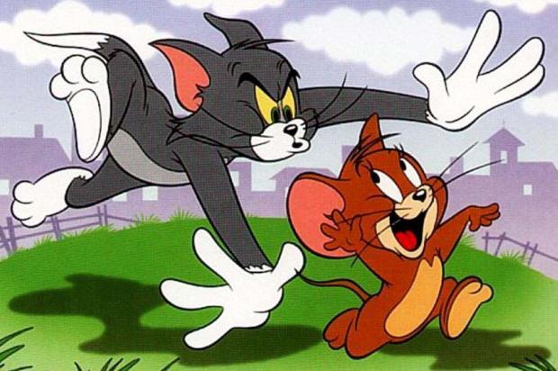 """""""Tom e Jerry"""" e outros desenhos terão versão para as telonas Reprodução/Ver Descrição"""