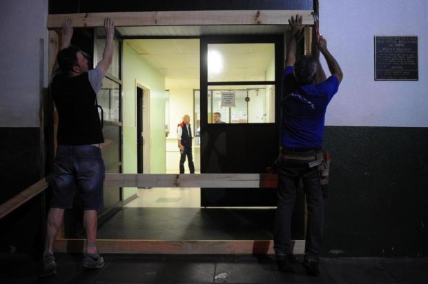 152 servidores do Postão de Caxias já foram realocados para a rede básica Felipe Nyland/Agencia RBS