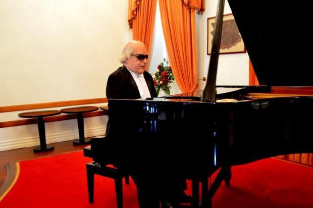Pianista Angelin Loro realiza recital beneficente em Caxias do Sul Diego da Maia/Divulgação