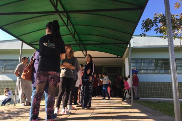 Movimento é moderado nas UBSs da Zona Oeste de Caxias após fechamento do Postão Mateus Frazão / Agência RBS/Agência RBS