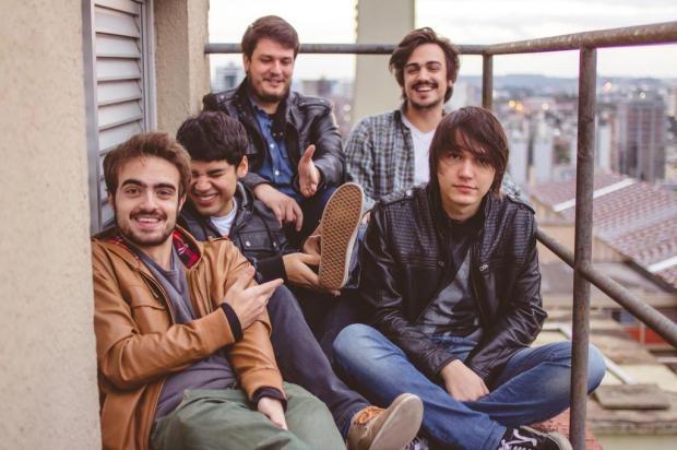 3por4: Caxienses da banda Pouring Pix lançam disco Tuany Areze/Divulgação