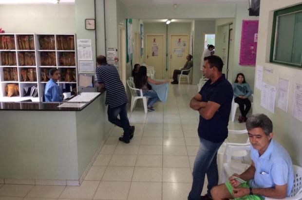 Movimentação em UBSs das regiões norte e sul de Caxias é tranquila  Mateus Frazão/Agencia RBS