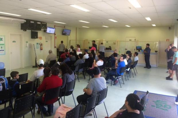 Fechamento do Postão de Caxias já impacta em movimentação de UPA Zona Norte Mateus Frazão/Agencia RBS