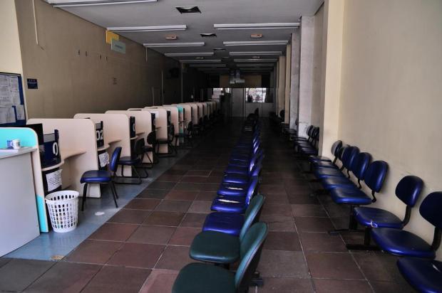 Sem pagar conta de luz, agência do Sine de Caxias deve reabrir na próxima segunda-feira Diogo Sallaberry/Agencia RBS