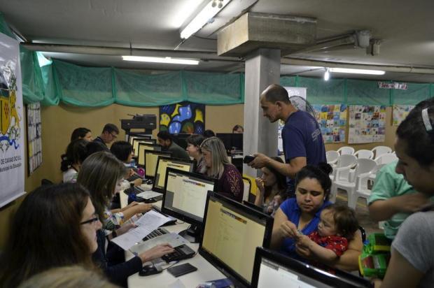 Inscrições para crianças de zero a três anos na Educação Infantil vão até dia 31 de outubro em Caxias Carolina Canton/Divulgação