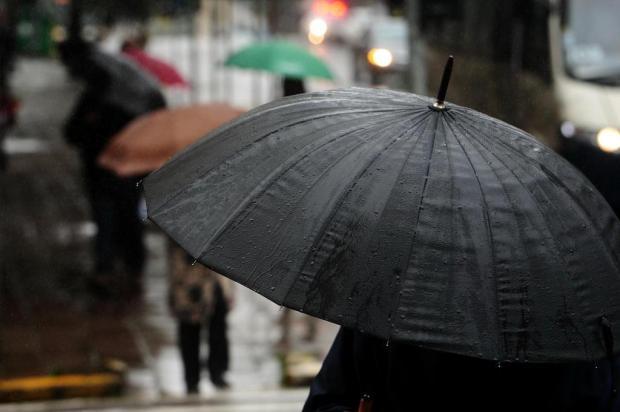 Chuva e temperaturas amenas marcarão a quinta-feira na Serra Diogo Sallaberry/Agencia RBS