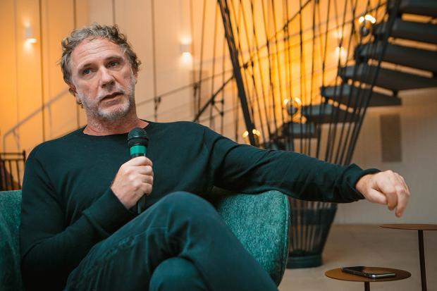 Oskar Metsavaht conversou sobre atitudes e práticas sustentáveis no Morar Vestir Rafael Sartor, divulgação/
