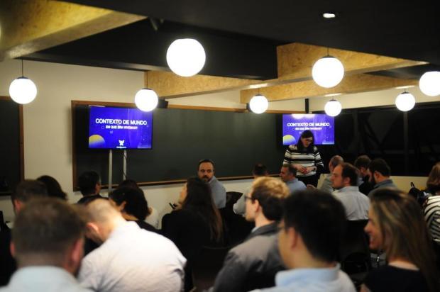 Empresas da Serra apresentam projeto conjunto de inovação Lucas Amorelli/Agencia RBS